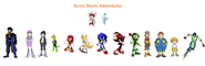 Tigerman531's Sonic Storm Adventures Team