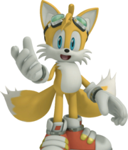 Tails 1 Tails19950