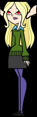 Elf Human Annie