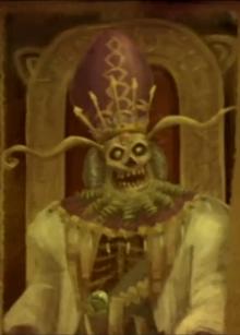King solomon cutscene