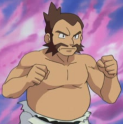 Chuck anime