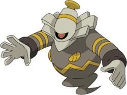 Dusknoir DP anime