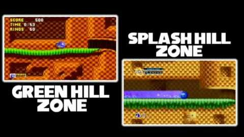 Green Hill Splash Remix