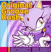 Sonic Rush backart
