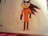 Marnie the Hedgehog