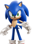 Sonic in Wreck-It Ralph, Sonic X New Adventure and Sonic X On the Journey