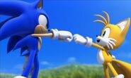 Sonic and Tails