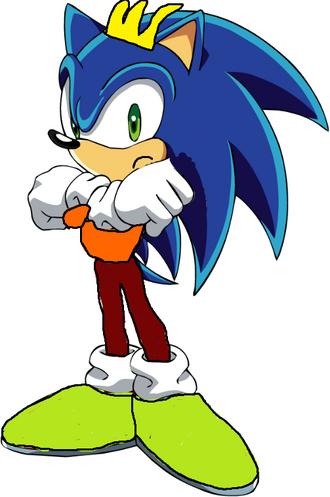 King Erican the Hedgehog