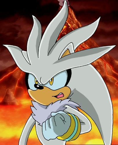 Silver the Hedgehog   Sonic x Season 4 Wiki   FANDOM ... - photo #1