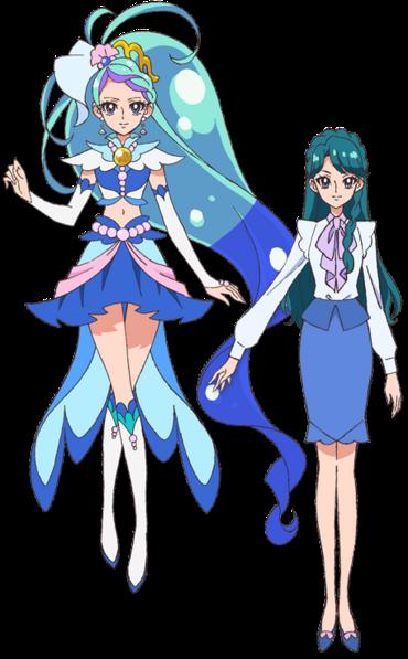CureMermaid & Minami