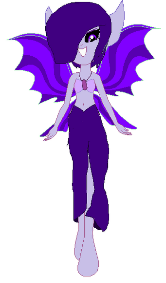 Violet siren form by thecrystopilisempire-d86ew6w