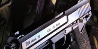 Cole's Heckler & Koch Mark 23 pistol