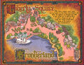 Sorcerers of the Magic Kingdom Map - Frontierland and Liberty Square.jpg