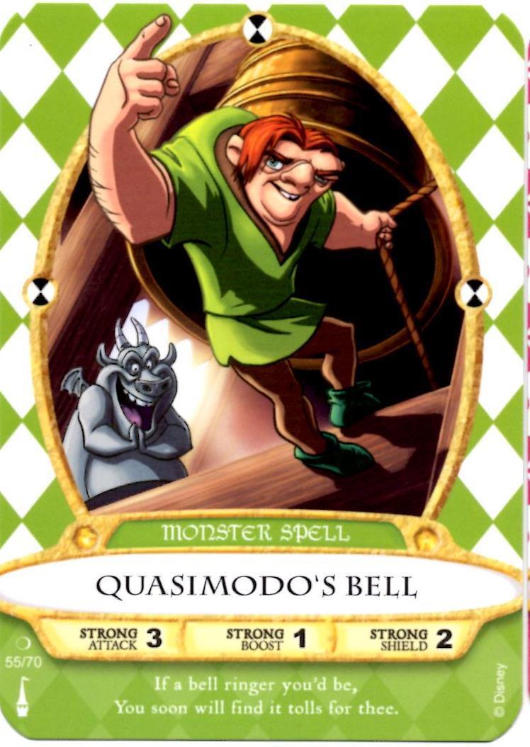Image 55 Quasimodo Jpg Sorcerers Of The Magic