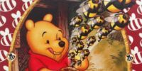 Winnie the Pooh's Honey Bees