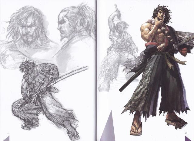 File:Mitsurugi SC5 Artbook.JPG