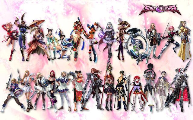 File:SoulCalibur Girls.jpg