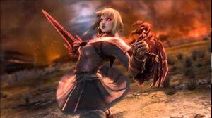Soul Calibur 5 Omega Pyrrha's Theme