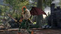 Dragon Jessica Battle 01
