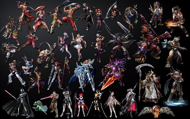 File:Soul Calibur IV All Character.jpg