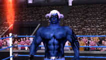Demon Sanya WWE Smack Down Vs Raw 05