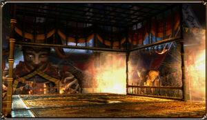 Phantom Pavilion