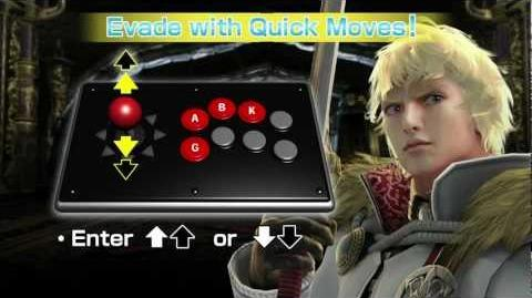 Learn Along with Soul Calibur 5 Quick Step