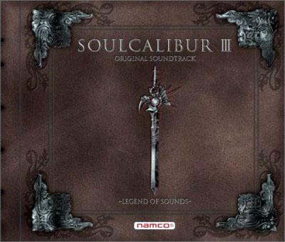 File:Soulcalibur III Original Soundtrack - Legend of Sounds cover.jpg