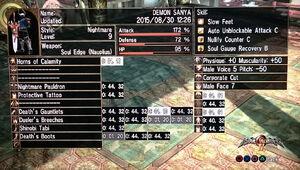 Demon Sanya SC4 Details 2