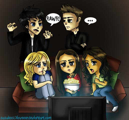 File:Vampire Diaries Movie Night by sasukee23loveeer.png