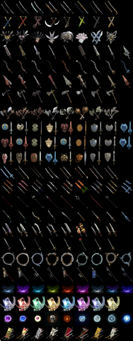 File:Soul Calibur V weapons.png