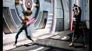 SoulCalibur IV - Leandra VS The Apprentice