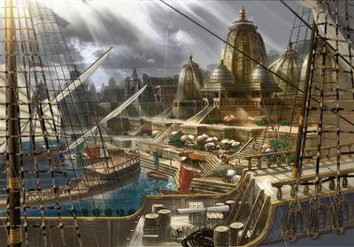 Indian Port
