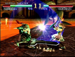 Soul Calibur DC
