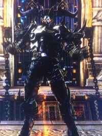 Amon Soul Calibur