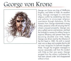 George Von Krone