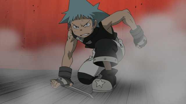 File:Soul Eater Episode 24 HD - Black Star gets up 2.png