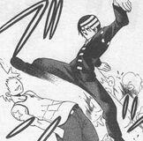 Death God Martial Arts