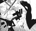 Chapter 105 - Crona clashes with Maka