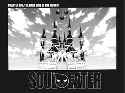 Soul Eater Chapter 108 - Cover