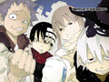 Soul Eater Chapter 33 - Cover