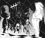 Soul Eater Chapter 30 - Medusa stares down Arachnophobia