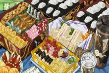 Soul Eater Episode 39 - Marie Mjolnir's meal