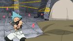 Soul Eater Episode 2 HD - Black Star fights Mifune 1