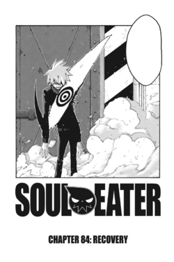 Soul Eater Chapter 84 - Cover