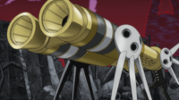 Soul Eater Episode 50 HD - Kid forms new Death Cannon