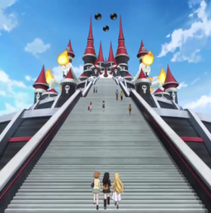 Soul Eater NOT Episode 12 - DWMA