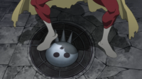 Soul Eater Episode 3 HD - Lupin finds sewer cover