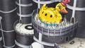 Soul Eater Episode 32 HD - Excalibur's duck toilet (3)