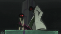 Soul Eater Episode 45 HD - Maka and Crona vs Medusa (24)